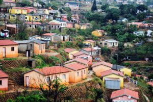 Umlazi Township Durban South Africa